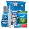 Crest+Oral B Kids6+ ElectricRechargeable Bundle
