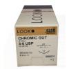 "Suture Chromic Gut C-6 3/0 18"""