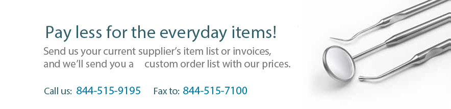 Custom Order List