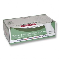 iSmile Powder Free Latex Exam Gloves