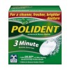 Polident 3-Minute Antibacterial Cleanser