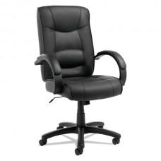 Alera Strada Series High-Back Swivel/Tilt Chair